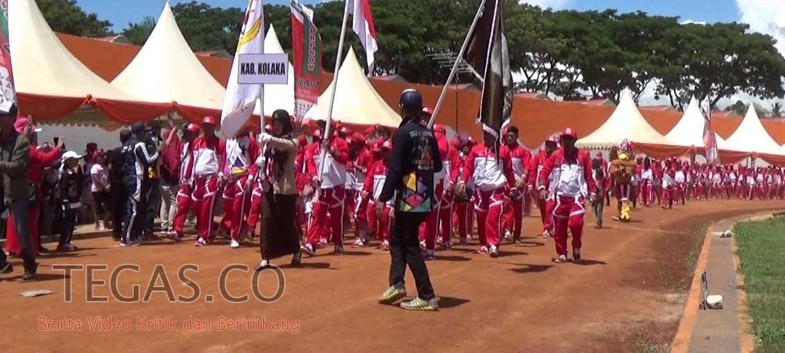 Pekan Olah Raga Provinsi Sultra Cetak Atlet Nasional