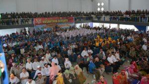 Ribuan Warga Kota Kendari Ikut Doa Bersama Bhineka Tunggal Ika