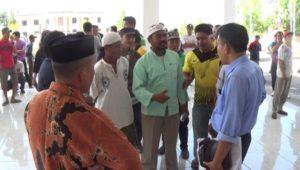 Polisi Usut Kisruh Pembagian Lahan di Tanggetada Kolaka FOTO : LAN