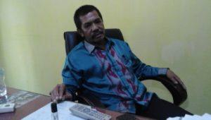 Kepala Pol PP kota Kendari Heriyanto Sada FOTO : LA NIATI