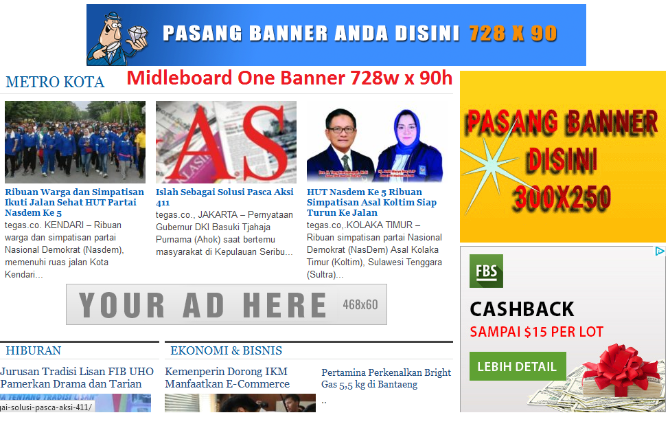midleboard-one-banner-tegas