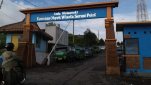 Pantauan wartawan tegas.co di wisata gunung Bromo Probolinggo Jatim, sarana dan prasarananya membutuhkan perhatian pemerintah FOTO : SUGENG