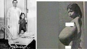 Percaya nggak percaya, tapi ibu termuda di dunia ternyata bocah usia lima tahun, Lina Medina asal Peru. Usia kandungannya tujuh setengah bulan, ketika si bocah merasa mulas dan seperti akan melahirkan.