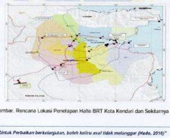 Perencanaan Bus Rafit Transit (BRT)