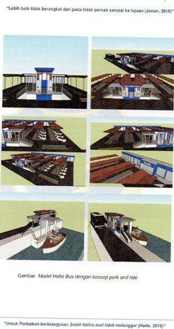 Rencana BRT Dinas Perhubungan Prov Sultra