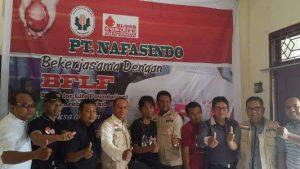 Pihak RSUD Aceh Singkil dan PT Nafasindo bekerjasama dalam rangka peningkatan kualitas pelayanan kesehatan. FOTO : MAN