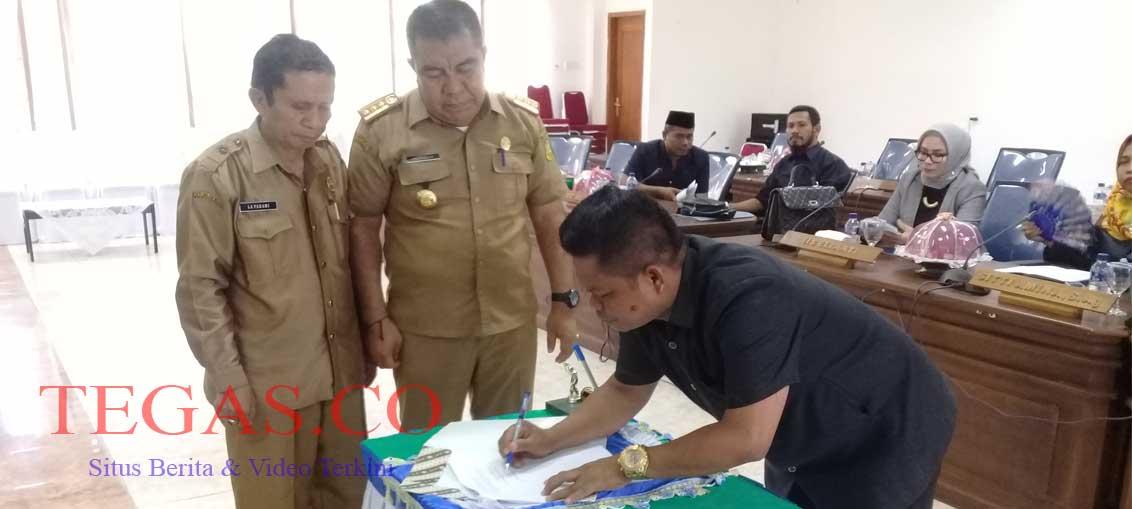 Rafiun: Pemilihan Wabup Buton Digelar 19 November 2018