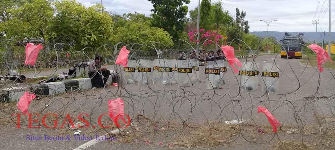 Polres Buton Terunkan 225 Personil, Amankan Pemilihan Wakil Bupati
