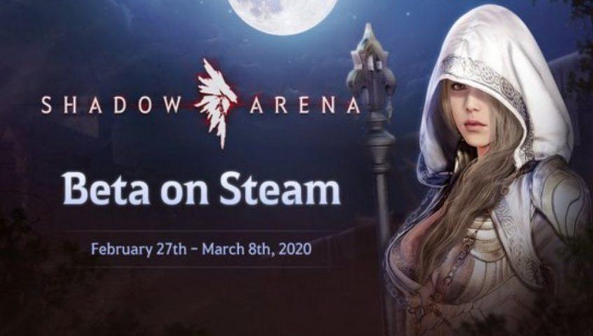 """Pearl Abyss Mengumumkan Tanggal Global Beta Test untuk """"Shadow Arena"""""""