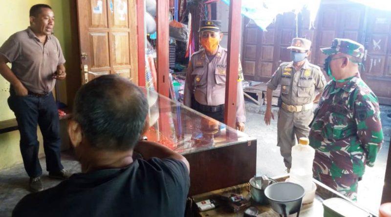 Gugus Tugas Covid-19 Wakatobi Sasar Pedagang Pasar