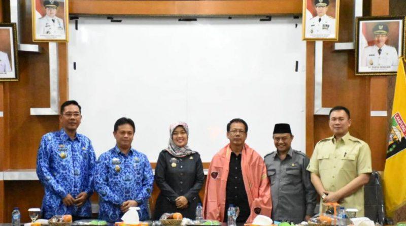 Bupati Lamtim Terima Reses Anggota DPRD Provinsi Lampung