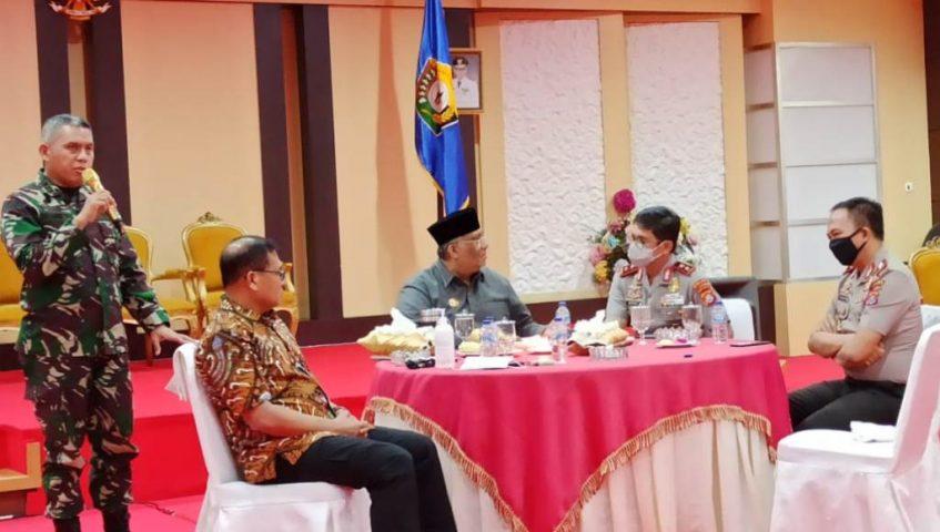 Korem Teritorial Kepulauan Buton Diusulkan Gubernur Sulawesi Tenggara