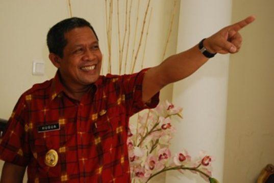 Ketua DPW PDIP Sultra Ir. Hugua