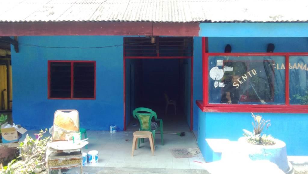 Posko Damkar Ranteangin Kolut Terancam Digusur Pembangunan Masjid