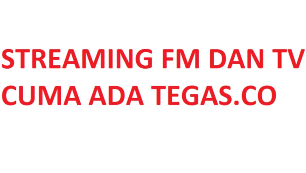 Tonton dan Dengarkan Disini Streaming MNC TRIJAYA FM dan TV VOA Bahasa Indonesia