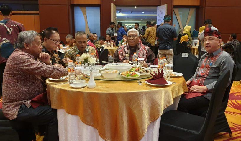 Gala Dinner Sukses, Sultra Tuan Rumah HPN Ke 75 Tahun 2021