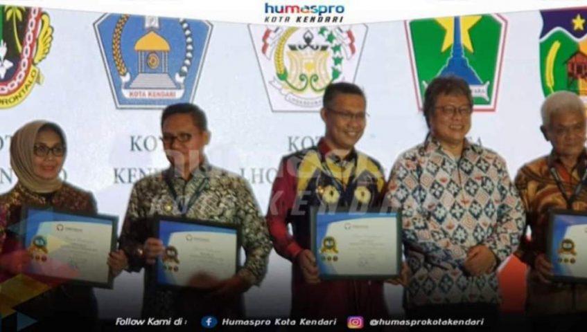 Wali Kota Kendari Ikut Seminar Nasional Penanganan Pengaduan di Ombudsman