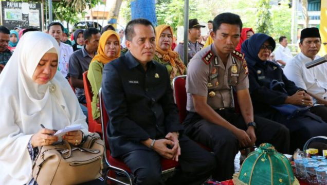 Sekda Bantaeng Canangkan Dua Kampung KB