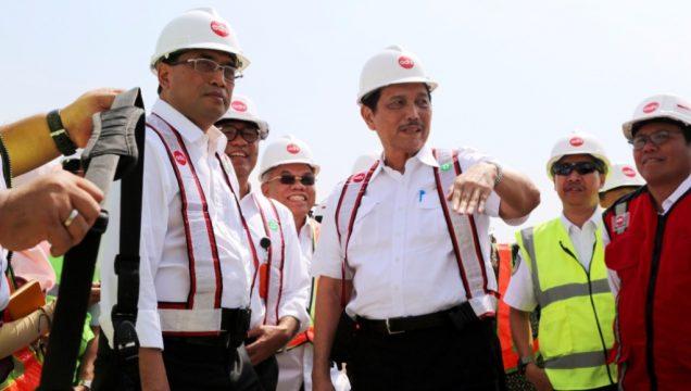 Menko Luhut: Pembiayaan LRT Jabodetabek Jadi Percontohan Moda Padat Penduduk