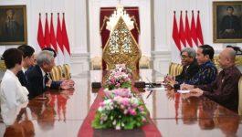 Presiden Bahas Kerja Sama Infrastruktur dan Ekonomi Digital Dengan Deputi PM Singapura