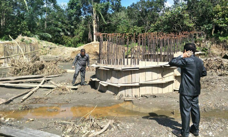 Pembangunan Infrastruktur Koltim di Protes Warga