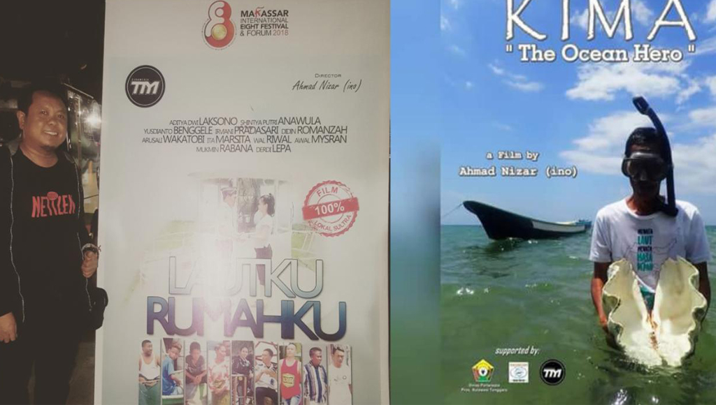 2 Karya Film Kendari Wakili Sultra di Makassar International Eight Festival and Forum 2018