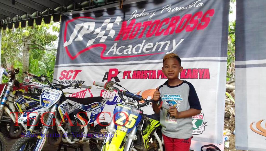 Marvin Villopito Croser Cilik Sultra Raih Juara Nasional