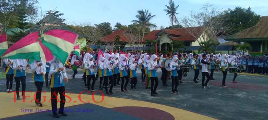 Kakanwil Harap Porseni Hari Amal Bakti Tingkat Madrasah se Buteng Berkesinambungan