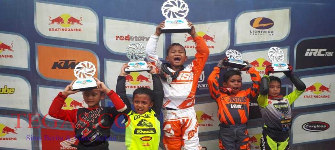 Marvin Vilopoto Lawoliyo Raih Juara 1 Nasional