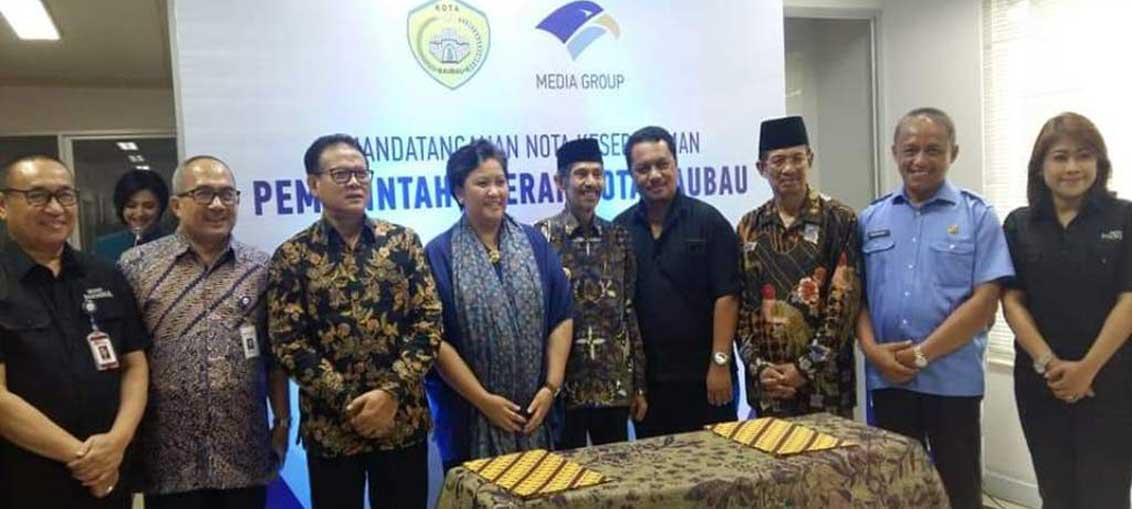 Prof. Rohimin: Jadikan Kota Baubau Pusat Logistik, Industri dan Ekonomi KTI