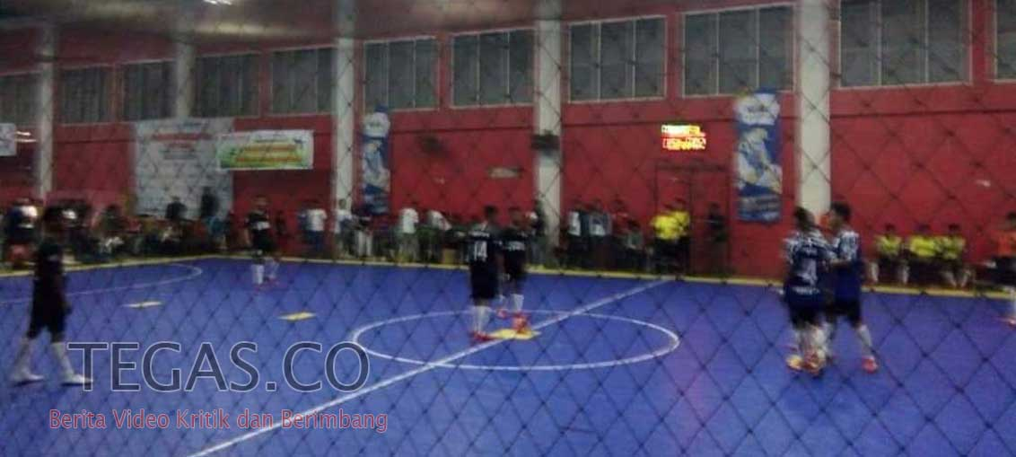Futsal Baubau Tekuk Kolut 5:4