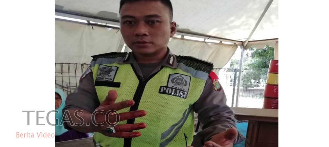 Hendak Tabrak Anggota Polantas, Pengemudi Roda Empat ini Diamankan Polisi