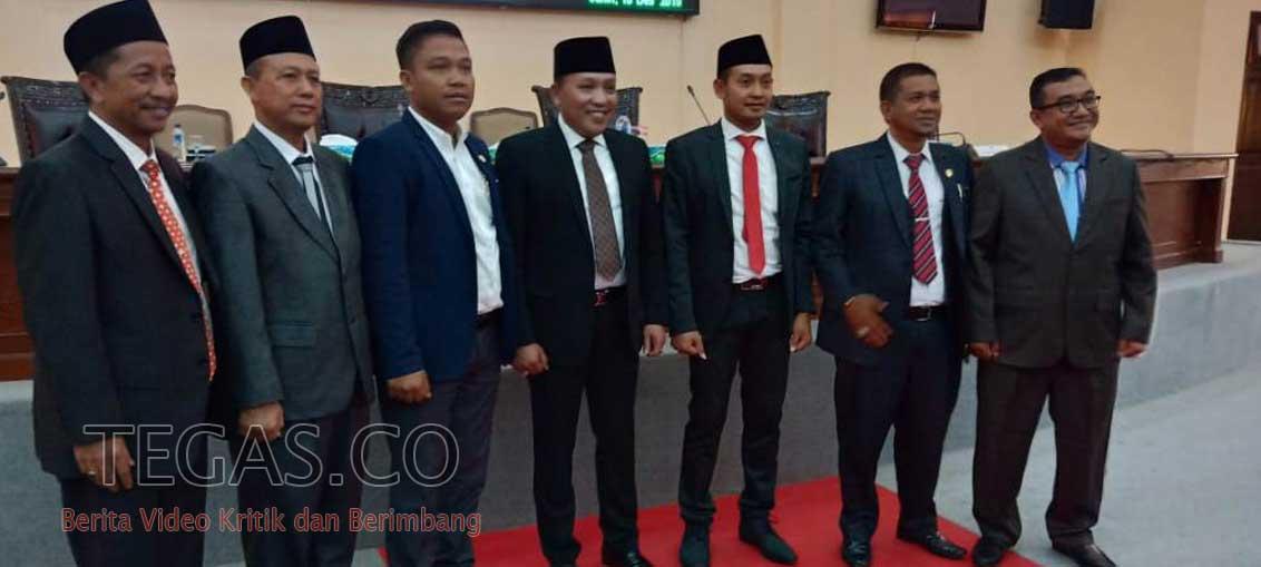 DPRD Sampang Gelar Sidang Paripurna Istimewa Cabup dan Cawabur Terpilih