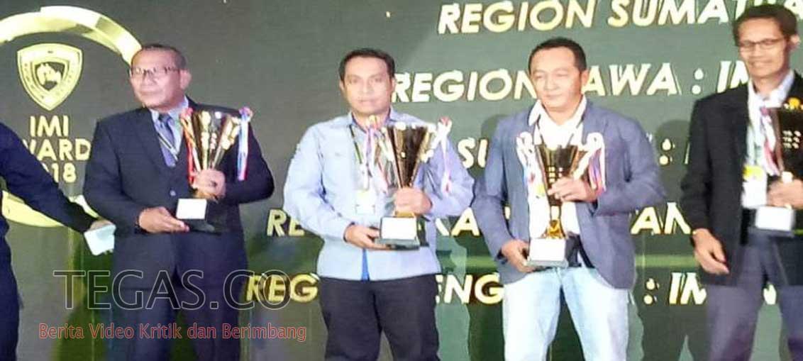 IMI Sulawesi Tenggara Raih Predikat IMI Terbaik