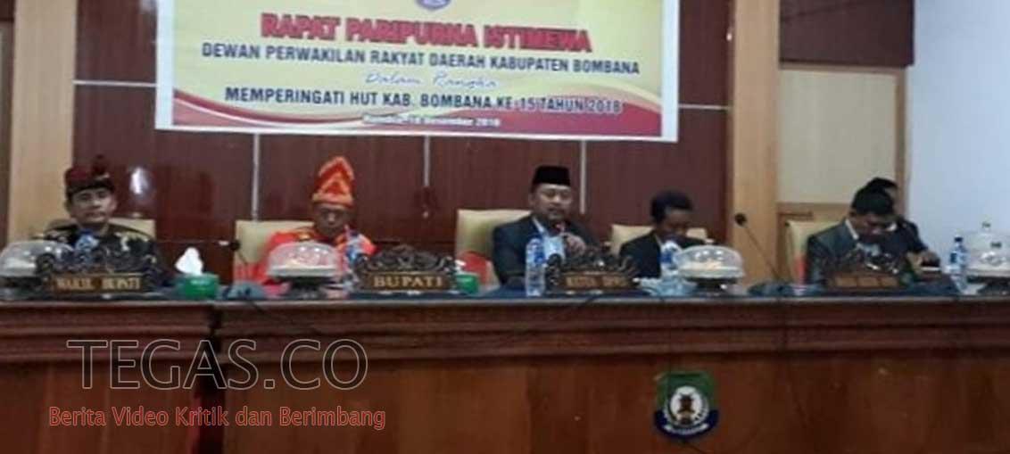 DPRD Bombana Jalin Mitra Demi Rakyat dan Pembangunan Daerah