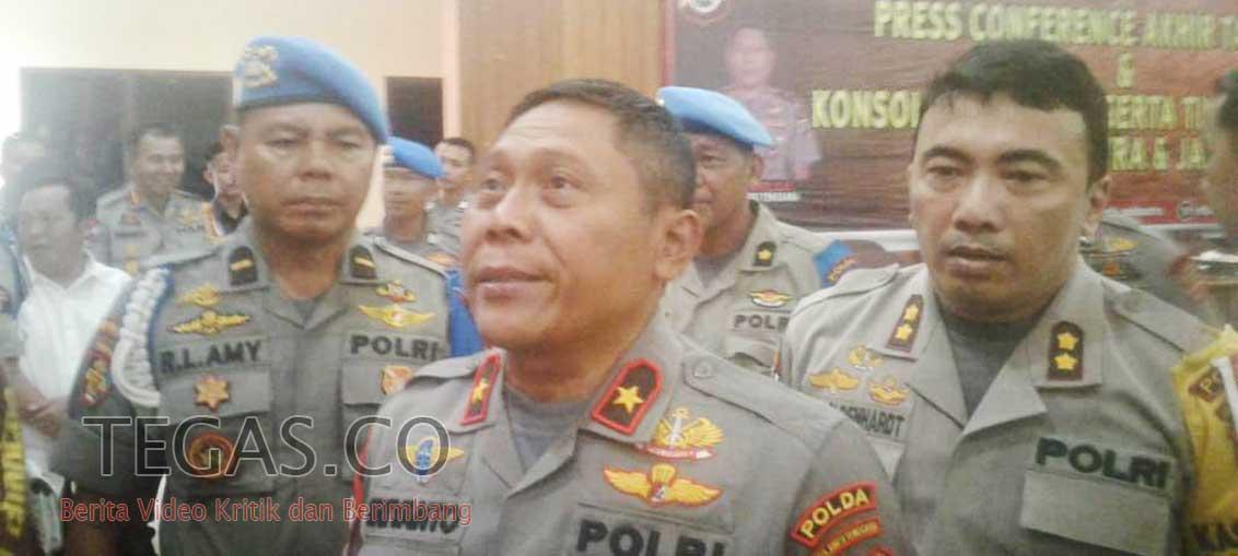 Unjuk Rasa di Sultra Terbanyak Kedua di Indonesia