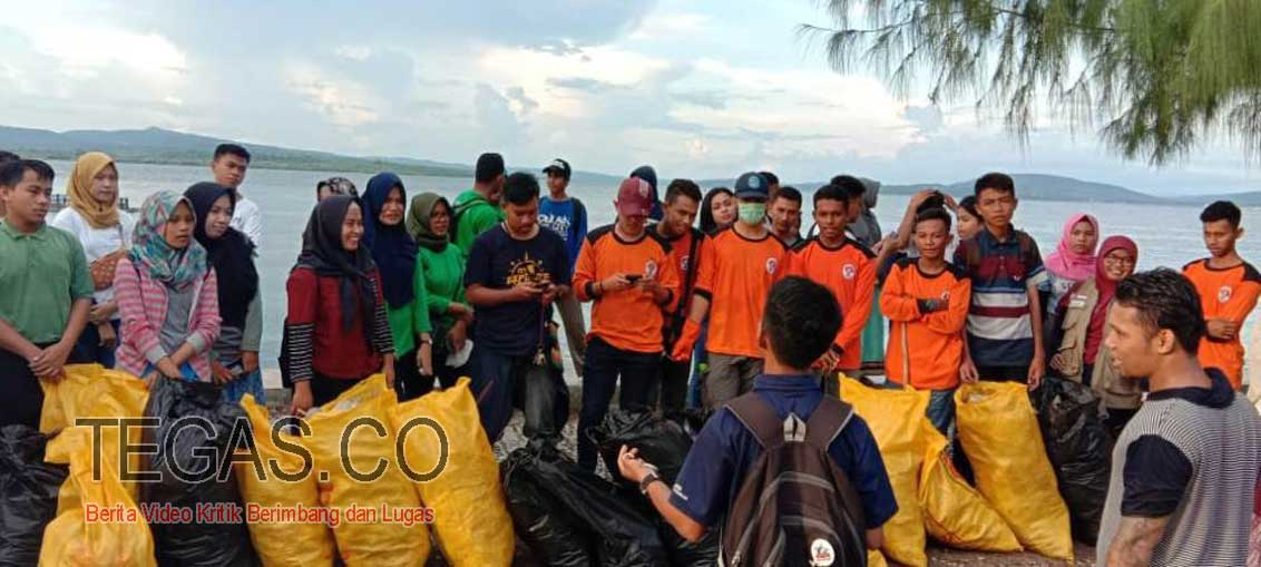 Peringati Hari Lingkungan Hidup, SHB Gelar Aksi Peduli Sampah