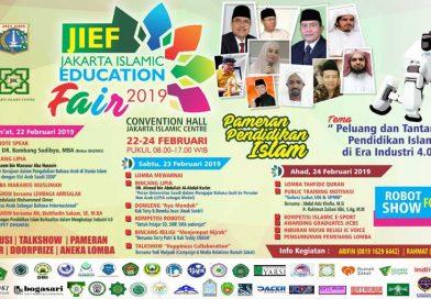 Jakarta Islamic Centre Bakal Menggelar Pameran Pendidikan Islam