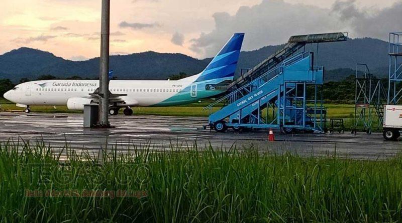 AC Rusak, Penumpang Garuda Rute Kendari-Makassar Panik Turun dari Pesawat