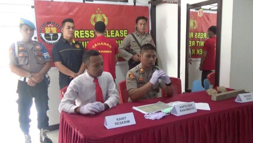 Gegara Game Free Fire,Mahasiswa Ditangkap Polisi