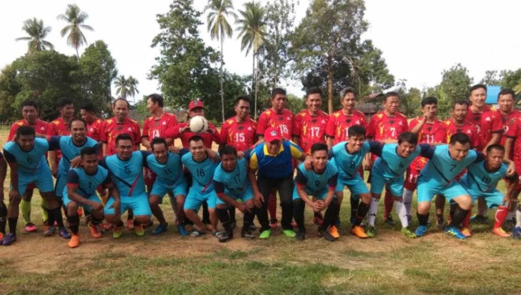 PS Eksekutif Konkep Menang Tipis Atas Remotanda FC