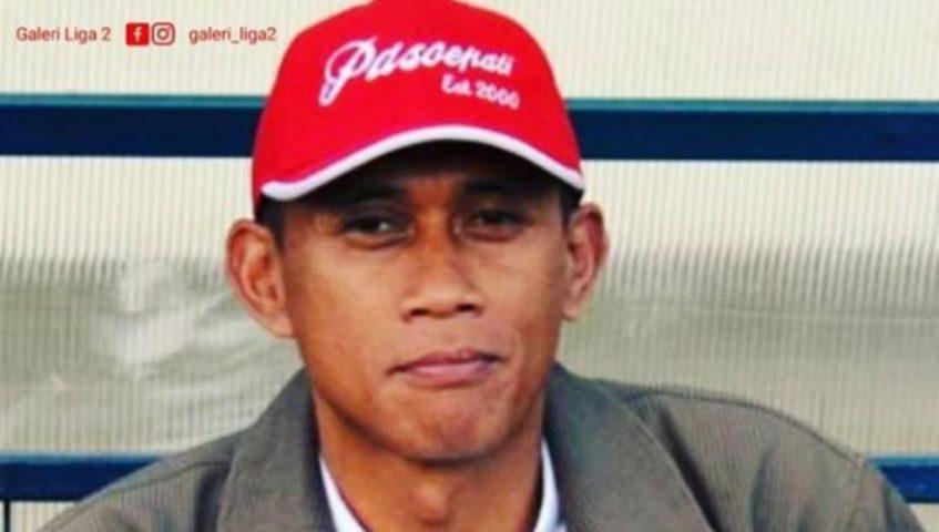 Widyantoro Legenda BPD Jateng Tangani Persijap