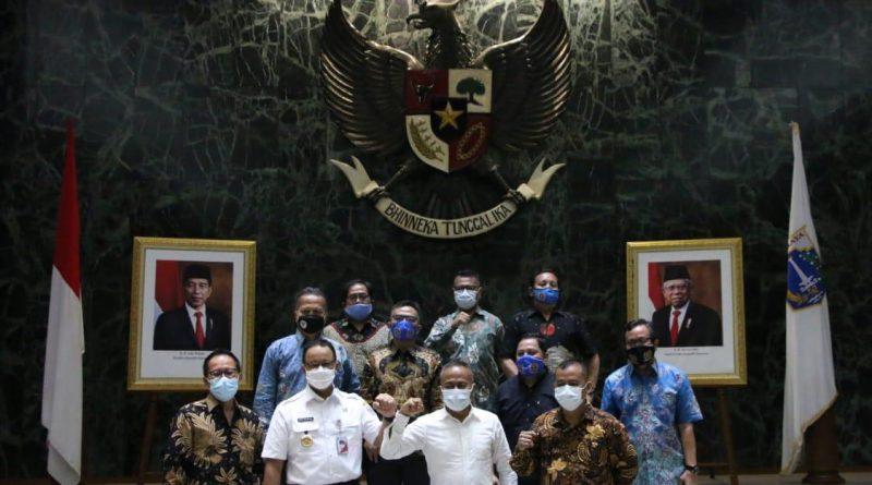 Jakarta di Pastikan Menjadi Tuan Rumah Hari Pers Nasional