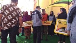 Bantuan yang diberikan sebanyak 886 masyarakat Kota Parepare
