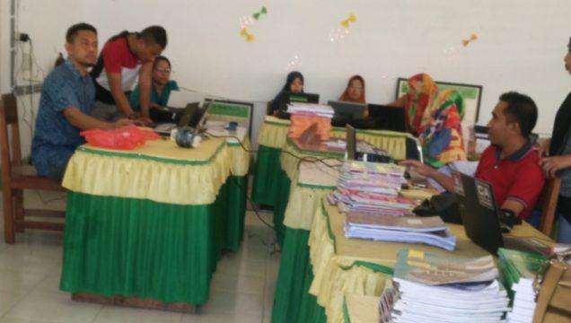 SMA Negeri 1 Raha Gelar Workshop Pembuatan RPP K 2013