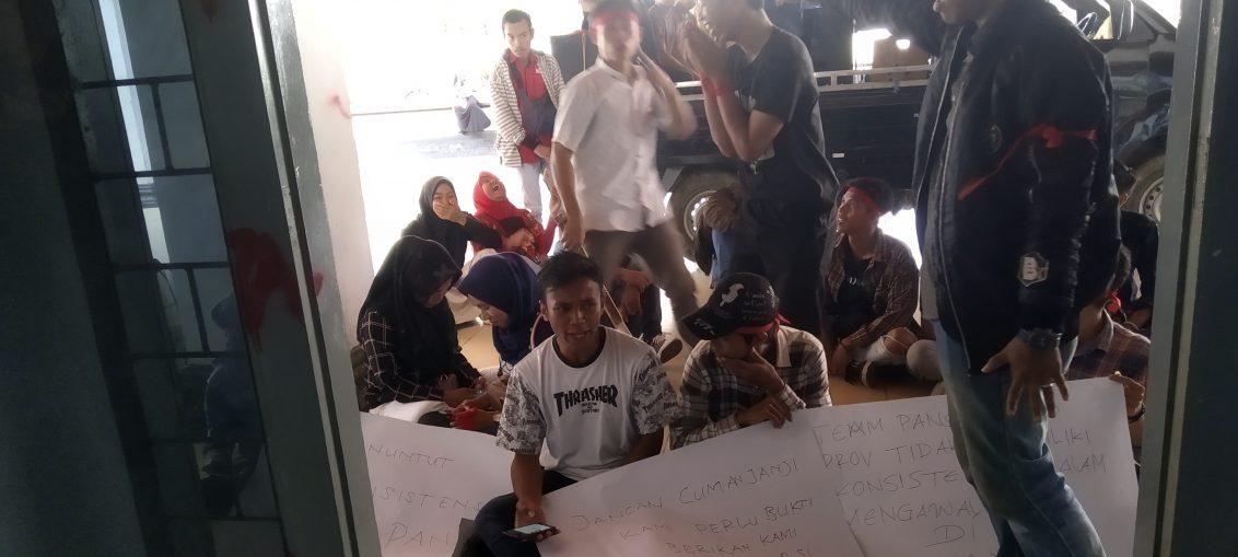 Video : PMMW Tagih Janji Pansus DPRD Sultra Terkait Pencabutan IUP Konkep
