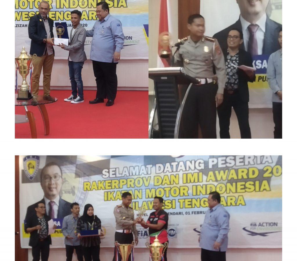 IMI Sultra Terbaik Dua Kali se Sulawesi