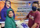 Lagi, Hj Tina Nur Alam Bantu Warga Saat Kunjungan Dapil