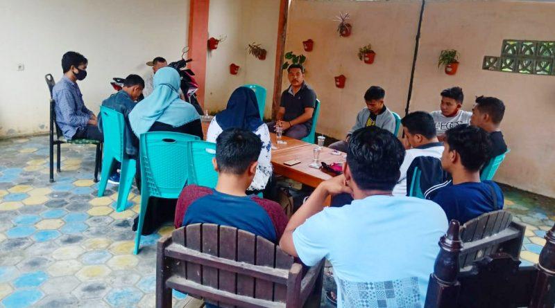 Jelang Pilkada Pemuda Milenial Konkep Bentuk Komunitas Relawan Dukung Paslon Halim-Untung