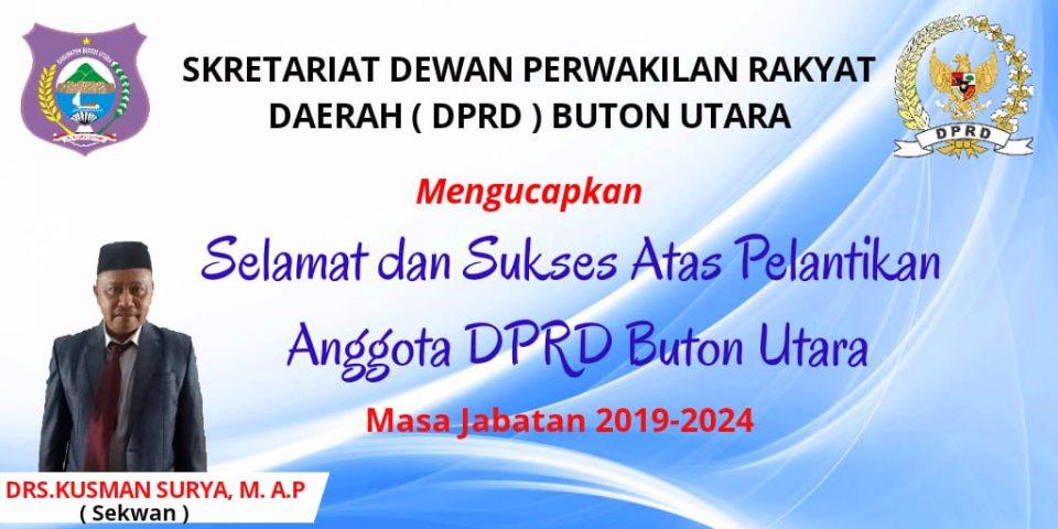 Iklan DPRD Butur
